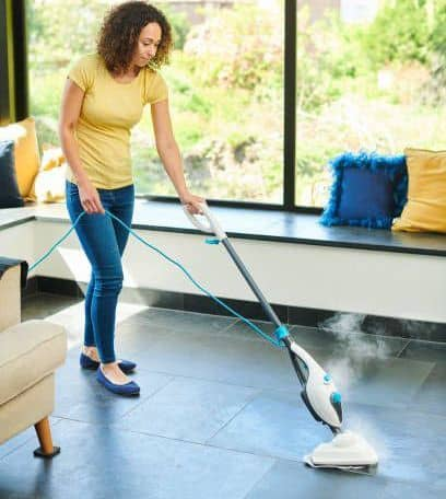 tile and grout cleaning machine rental