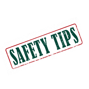 Safely-tips Power Tools | Vital Hand Tools