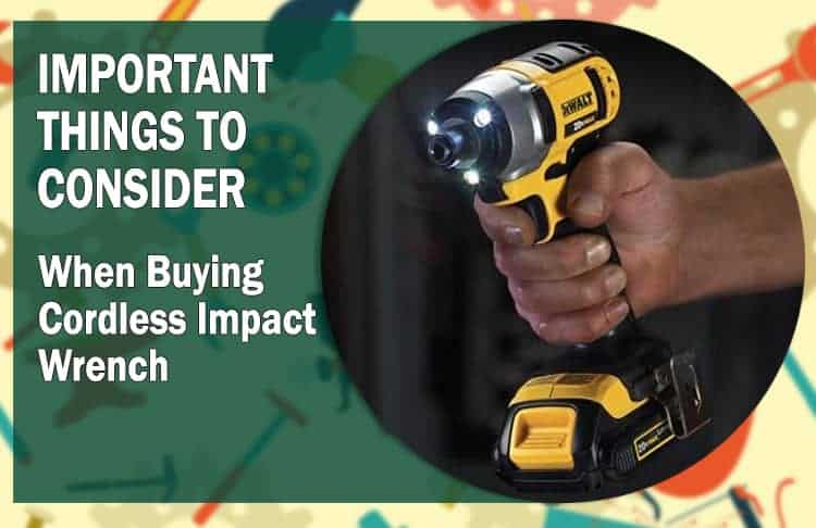 Buy Cordless Impact Wrench