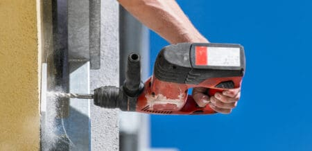 best cordless hammer drill for concrete