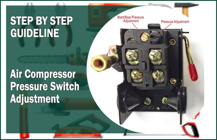 air compressor pressure switch adjustment