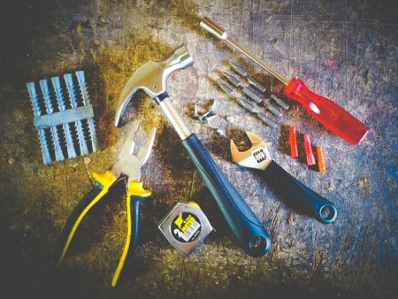 Finalize Items | Hand Tools | Power Tools