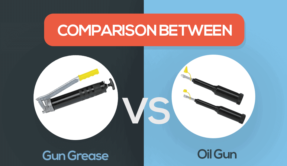 Gun Grease vs Oil