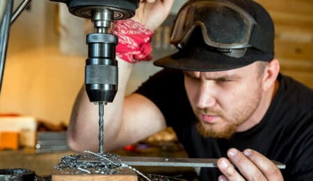 best drill press for metal work