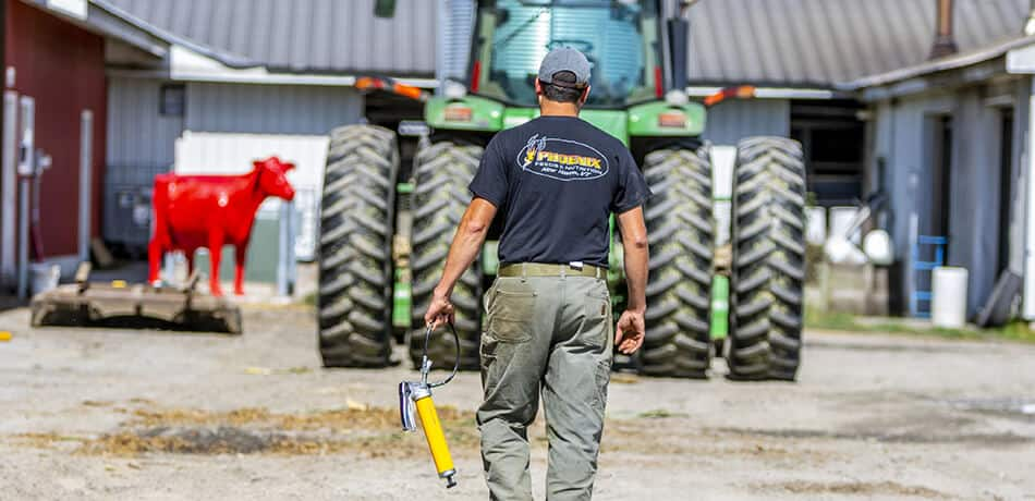 best grease gun for heavy equipment
