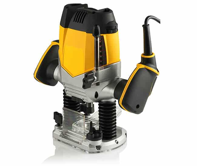 DEWALT DWP611 Fixed Base Router – Perfect for Small Projects & Low Budget