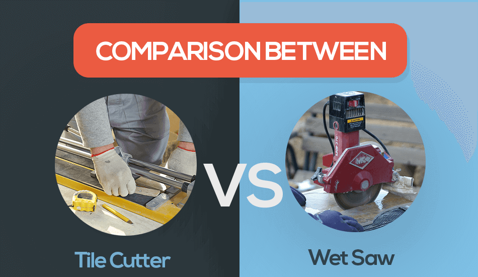 tile cutter vs wet saw