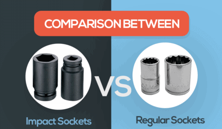 difference between impact sockets and regular sockets