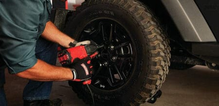 best corded impact wrench for changing tires